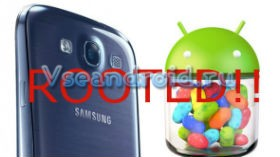 Root для XXUGMK7 Android 4.3 на Galaxy S3 I9300