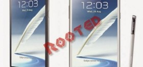 Рут права Galaxy Note 2 на Android 4.4.2 XXUFND3 прошивки