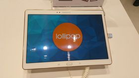 Galaxy Tab S 10,5 получает Android 5.0.2 в Франции