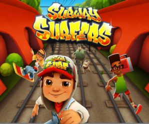 Subway Surf – популярная игра для Android