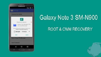 Root Galaxy Note 3 SM-N900 на Android 5.0 Lollipop и установить CWM Recovery